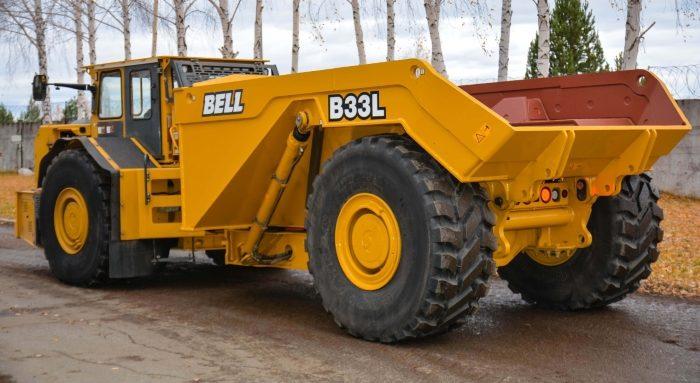 Bell-B33L