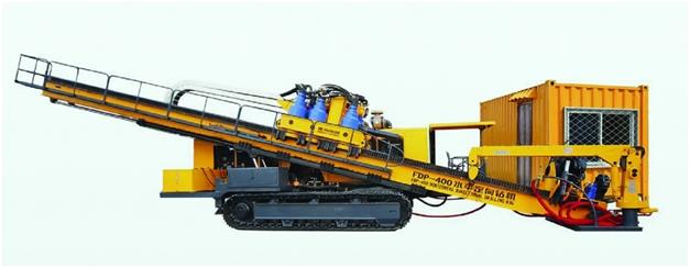 Буровая установка горизонтально-направленного бурения FDP-400